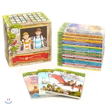 [쿠폰가 79,900원] Magic Tree House Library : Books 1-28 Box Set