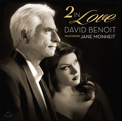 David Benoit, Jane Monheit - 2 In Love