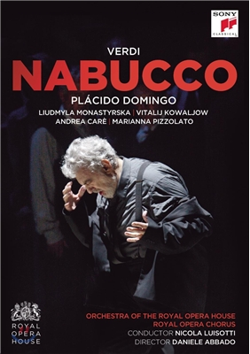 Placido Domingo 베르디 : 나부코 (Verdi : Nabucco) 플라시도 도밍고 DVD