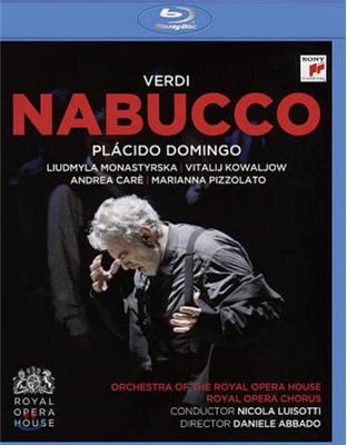 Placido Domingo 베르디 : 나부코 (Verdi : Nabucco) 블루레이