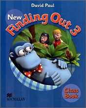 New Finding Out 3 : Class Book with CD