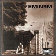 Eminem - The Marshall Mathers LP (Back To Black - 60th Vinyl Anniversary)