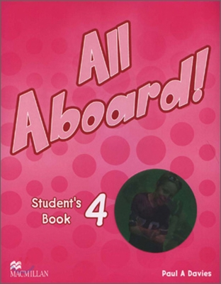 All Aboard 4 : Student Book