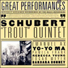 Yo-Yo Ma / Emanuel Ax 슈베르트: 피아노 5중주 `송어` (Schubert : Quintet In A Major For Piano And Strings)