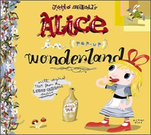 Alice in Pop-up Wonderland