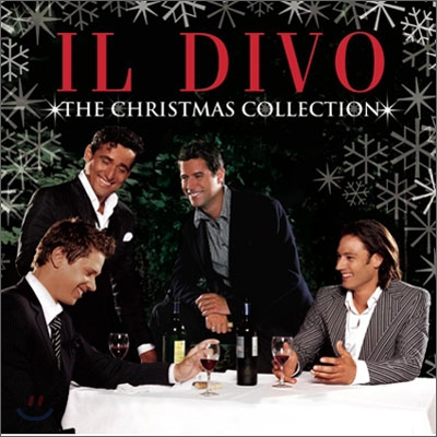 Il Divo - The Christmas Collection 일 디보 크리스마스 앨범