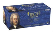 Bach Edition : ���� ��ǰ ���� (155CD, ��Ư�� ���� �Ǹ�)