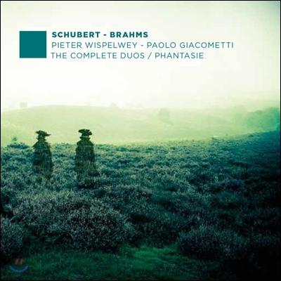 Pieter Wispelwey / Paolo Giacometti 슈베르트 / 브람스: 첼로와 피아노를 위한 작품 전곡 1집 (Schubert - Brahms: The Complete Duos / Phantasie)
