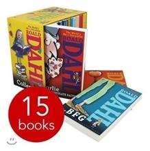 Roald Dahl 15종 Book Collection Gift Set