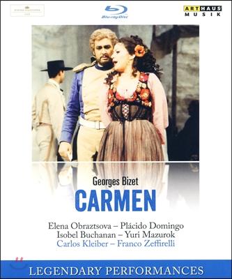 Carlos Kleiber / Placido Domingo 비제: 카르멘 (Bizet: Carmen) 블루레이