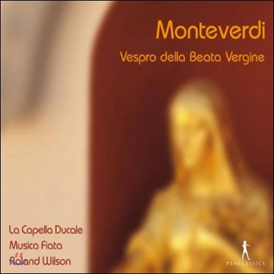 Roland Wilson 몬테베르디: 성모 마리아의 저녁기도 (Monteverdi: Vespro della beata Vergine 1610)