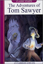 Classic Starts #1 : The Adventures of Tom Sawyer (Book+CD Set)