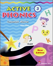 Active Phonics 3 Consonant Master : Student Book (New Edition)