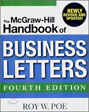 The McGraw-Hill Handbook of Business Letters, 4/E