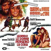 Ennio Morricone - Quando Le Donne Avevano La Coda (꼬리치는 여자의 기원)