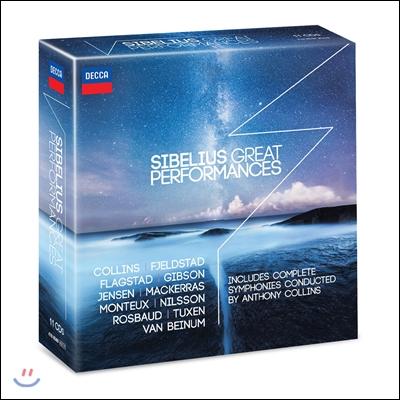 Charles Mackerras / Eduard van Beinum 시벨리우스 걸작녹음 (Sibelius: Great Performances)