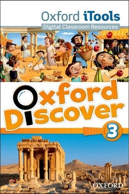 Oxford Discover 3: iTools