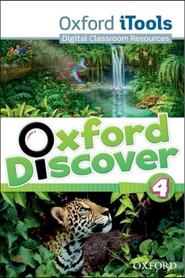 Oxford Discover 4: iTools