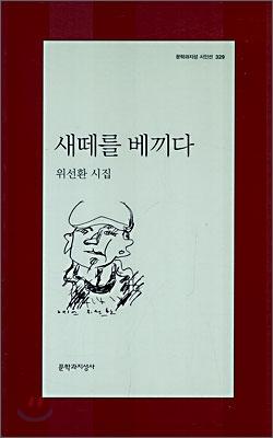 새떼를 베끼다 - 문학과지성 시인선 329