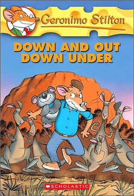 Geronimo Stilton #29 : Down and Out Down Under