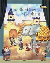 Ready Action Level 3 : The Blind Men and the Elephant (Drama Book)