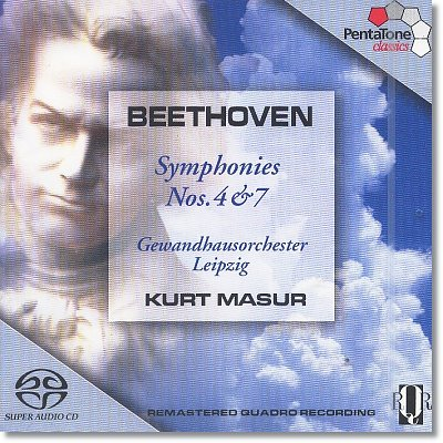 Kurt Masur 베토벤: 교향곡 4,7번  - 쿠르트 마주어