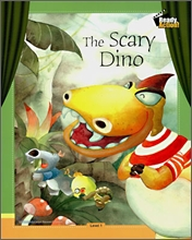 Ready Action Level 1 : The Scary Dino (Drama Book)