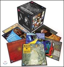 Simon Rattle 사이먼 래틀 버밍햄시 심포니 녹음집 (The CBSO Years)
