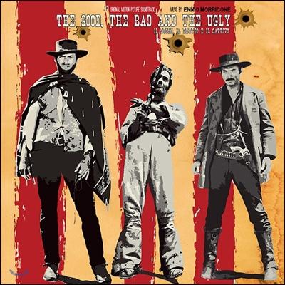 석양의 무법자 영화음악 - (The Good, the Bad and the Ugly : Il Buono,Il Brutto Il Cattivo OST by Ennio Morricone) [LP]
