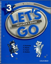 [3��]Let's Go 3 : Teacher's Book