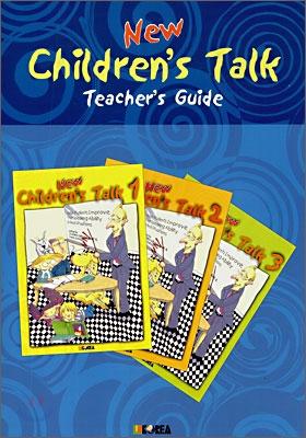 New Children's Talk : Teacher's Guide