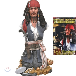 ij������� ���� : Jack Sparrow Resin Bust