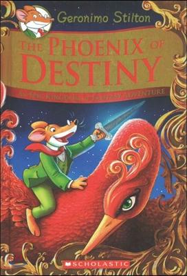 Geronimo Stilton and The Kingdom of Fantasy #8 : 8The Phoenix of Destiny