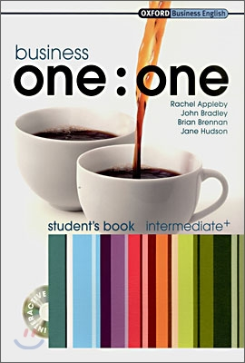 Business One One Intermediate : Student's Book with CD-Rom