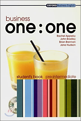 Business One One Pre-Intermediate : Student's Book with CD-Rom