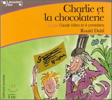 Charlie et la Chocolaterie (Audio book)