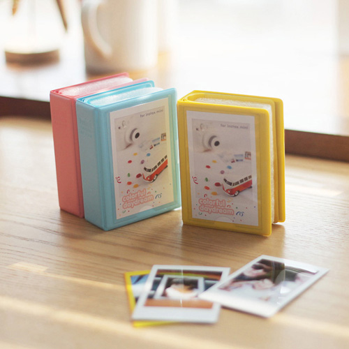 mini polaroid album S