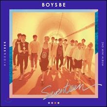 세븐틴 (Seventeen) - 미니앨범 2집 : Boys Be [Ver. SEEK]