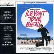 Ennio Morricone - Ils Vont Tous Bien (모두들 안녕) O.S.T