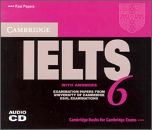 Cambridge IELTS 6 : Audio CD