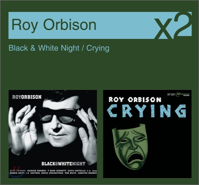 [YES24 단독] Roy Orbison - Black & White Night + Crying (New Disc Box Sliders Series)