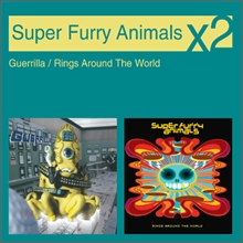 [YES24 �ܵ�] Super Furry Animals - Guerrilla + Rings Around The World (New Disc Box Sliders Series)