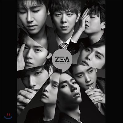 제국의 아이들 (ZE:A) - 베스트 앨범 : Continue