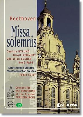 Fabio Luisi 베토벤: 장엄 미사 (Beethoven: Missa Solemnis in D major, Op. 123)