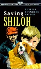 Saving Shiloh : Audio Cassette