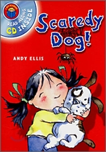 I Am Reading : Scaredy Dog! (Book+CD)