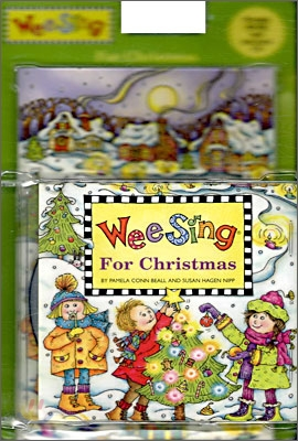 Wee Sing For Christmas (Book+CD)