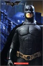 Scholastic ELT Readers Level 2 : Batman Begins (Book & CD)