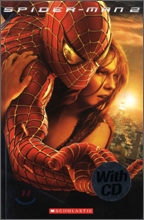 Scholastic ELT Readers Level 2 : Spider Man 2 (Book & CD)