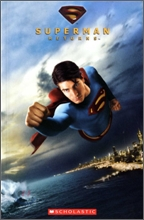 Scholastic ELT Readers Level 3 : Superman Returns (Book & CD)